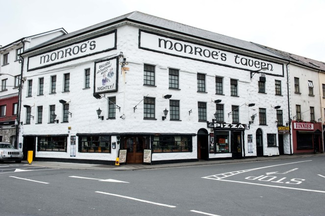 Image result for monroe's tavern galway